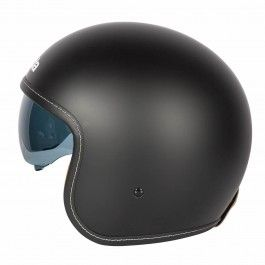 Spada Raze open face Helmet matt black